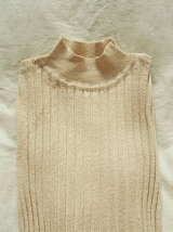 Sheer Turtle Knit