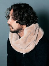 FLEECE TWIST SNOOD