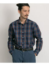 URBAN RESEARCH Tailor barbatiチェックシャツ