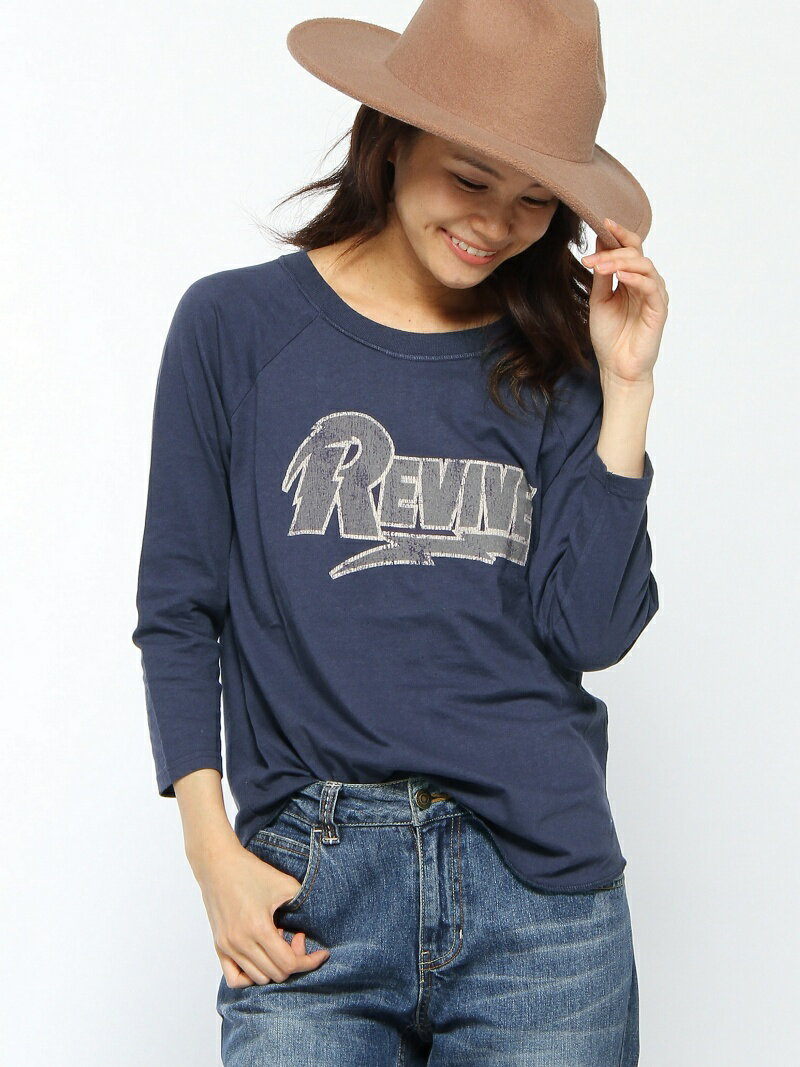 【SALE/30%OFF】YEVS (W)REVIVE TEE イーブス サプライ カットソー【RBA_S】【RBA_E】