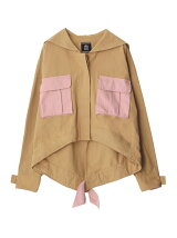 BI Color Sailor Jacket