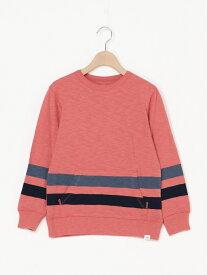 【SALE/24%OFF】GAP (K)ポケットtシャツ (キッズ) ギャップ カットソー キッズカットソー レッド ネイビー イエロー