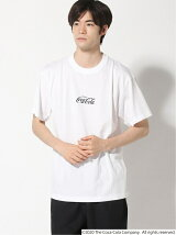 COCA-COLA/ MODERN ARTWORK SEPIABOTTLE TEE