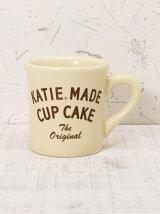 KATIE MADE CUPCAKE mugcup