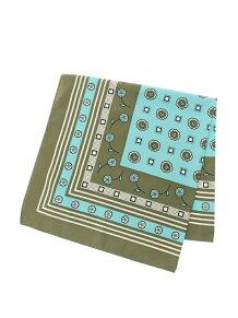 《3/31 12時までWEB限定価格》パネル小紋柄スカーフ