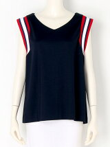 LINED SPORTS TOP