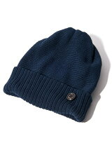 Loose knit cap