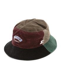 【SALE/46%OFF】STARTER STARTER/(M)別注STARTER CORDUROY BUCKET ウィゴー 帽子/ヘア小物 ハット ブラック