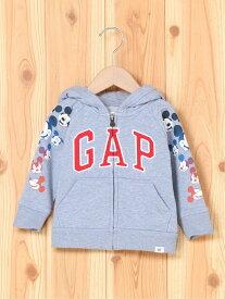 【SALE/24%OFF】GAP Babygap | Disney ミッキーマウスパーカー ギャップ カットソー キッズカットソー ブルー
