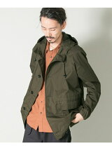 MHL. COTTON TWILL PARKA