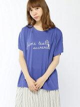 スイーツバックレースアップTシャツ
