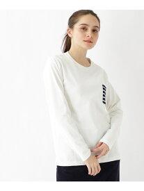 BASECONTROL 長袖Tシャツポケット切り替えWEB限定11254 ベース ステーション カットソー Tシャツ ホワイト ブラック