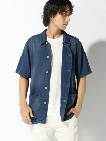 nudie jeans nudie jeans/(M)Svante ヌーディージーンズ / フランクリンアンドマーシャル ニット カーディガン ブルー【送料無料】