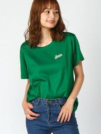 Schoffel (W)UV COTTON T-SHIRT CAMP ショッフェル カットソー Tシャツ グリーン レッド ホワイト イエロー【送料無料】