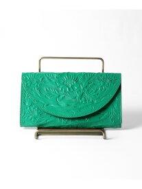 GRACE CONTINENTAL Flap Wallet グレースコンチネンタル 財布/小物【送料無料】