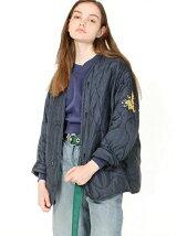 ミリタリーライニングジャケット