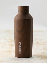 CORKCICLE/(U)CORKCICLE 9OZ WALNUT CANTEEN