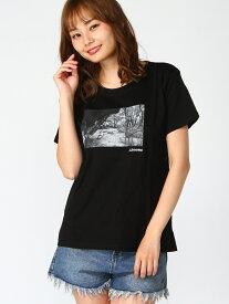 Schoffel (W)UV COTTON T-SHIRT TRAIL ショッフェル カットソー Tシャツ ブラック グリーン グレー ホワイト【送料無料】
