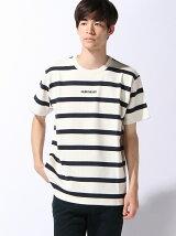 ボーダーTシャツ STRIPE ON ST
