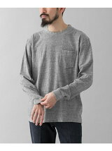 BRAIN loopwheel LONG-SLEEVE T-SHIRTS