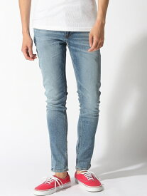 【SALE/40%OFF】nudie jeans nudie jeans/(M)Skinny Lin/Old Blues ヌーディージーンズ / フランクリンアンドマーシャル パンツ/ジーンズ スキニージーンズ ブルー【送料無料】