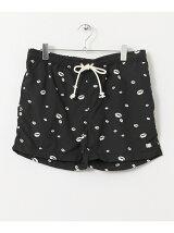 T.H.M Lip Shirring Shorts