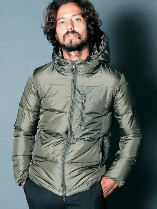 HIGH DENSITY NYLON TACTICAL ZIP DOWN JKT