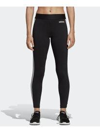 adidas Sports Performance (W)W 3ストライプス タイツ アディダス ファッショングッズ タイツ/レギンス ブラック ブルー【送料無料】