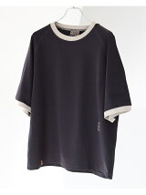 DISCUS ATHLETIC * BEAMS LIGHTS / 別注 リンガー Tシャツ