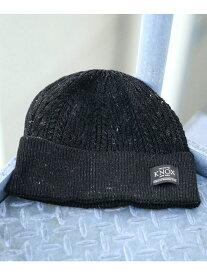 【SALE/70%OFF】KNOX ショートケーブルワッチ ナノユニバース 帽子/ヘア小物【RBA_S】【RBA_E】
