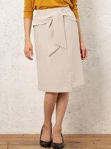 RF P リボンタイト フロントスリットスカート