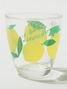 レモン柄タンブラー3個セット
