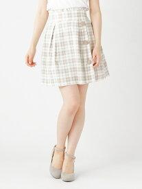 【SALE/73%OFF】サイドボタン台形スカート ロディスポット スカート【RBA_S】【RBA_E】