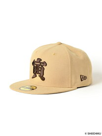BEAMS JAPAN NEW ERA × BEAMS JAPAN / 別注 男はつらいよ 59FIFTY キャップ ビームス ジャパン ビームス ジャパン 帽子/ヘア小物 キャップ ベージュ ブラック レッド【送料無料】