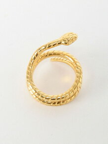 *snake ring