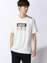【BROWNY】(M)AWAYロゴTシャツ