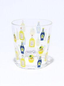 レモン柄アクリルタンブラー 280ml