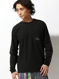 【SALE/30%OFF】OCEAN PACIFIC OCEAN PACIFIC/(M)メンズ L/S.Tシャツ オーピー/ラスティー/オニール カットソー Tシャツ ブラック グレー ネイビー ホワイト