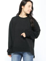 (W)AZ by junhashimoto/Big Sweat shirt