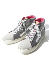 Helly hi-cut sneakers