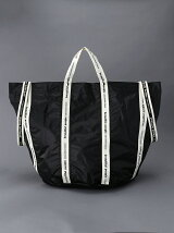 sail cloth logotape  big shift bag