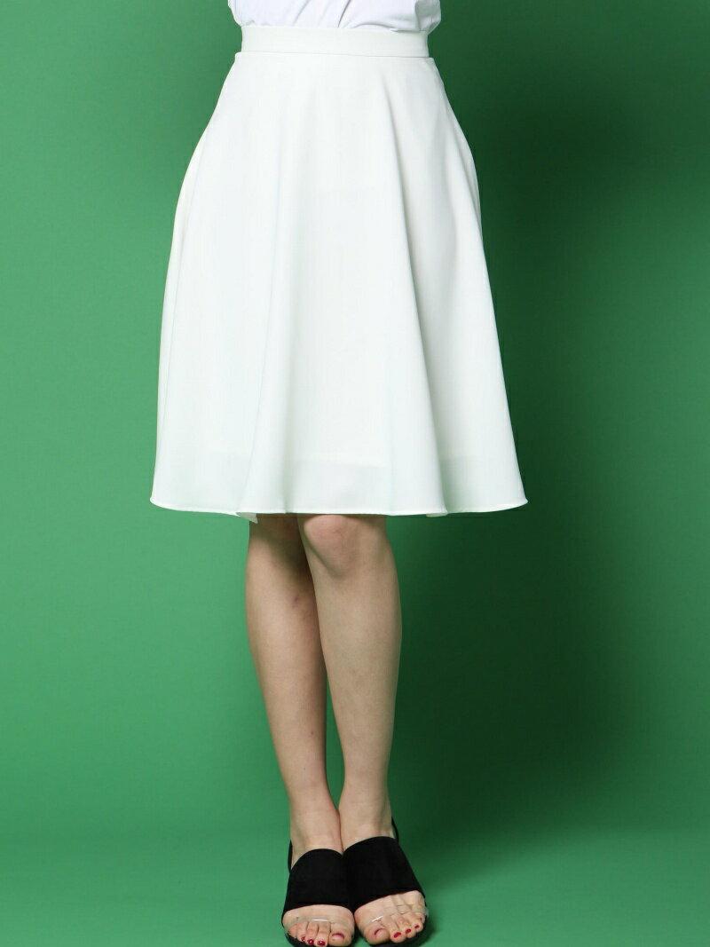 QUEENS COURT 定番サーキュラースカート クイーンズコート スカート【送料無料】