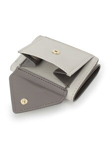 メール型三つ折りミニ財布