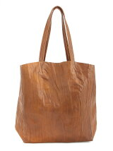 LUCIA WHOLE LEATHER TOTE