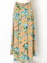 Drawing flowerスカート