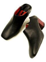 Babouche heels バブーシュ2WAYパンプス