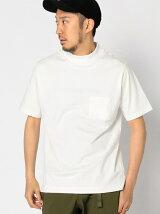 ビーミング by ビームス / ヘビーウェイト モックネック Tシャツ BEAMS