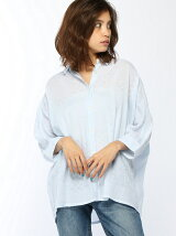 シャーリングJQワイドシャツ