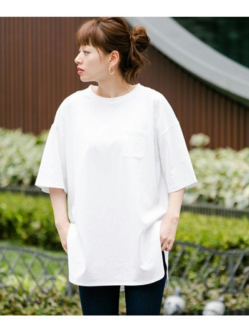 Sonny Label ポケット付きビッグTシャツ サニーレーベル カットソー【送料無料】