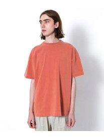 【SALE/51%OFF】(別注)GoodwearピグメントルーズTシャツ センス オブ プレイス カットソー【RBA_S】【RBA_E】